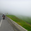 A little cloud cover<br /> On the road to Cuenca, Ecuador