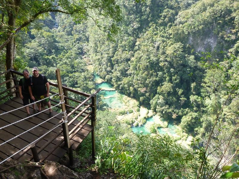 View from La Mirador