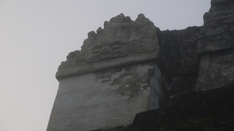 Templo II, Tikal, GT