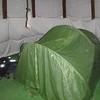 A tent inside a tent