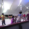 Ice Skating in 30 degree heat!