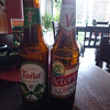 Nicaraguan beer offerings.