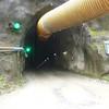 Mine entrance at Hidro-Electrica