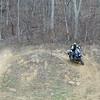 Matt tears up a quad hill loop