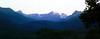 Daybreak vista.