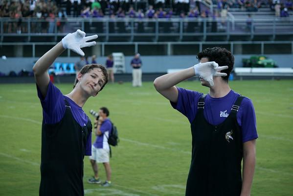Lakeside High School Marching Band (2014) Week 4 & 5