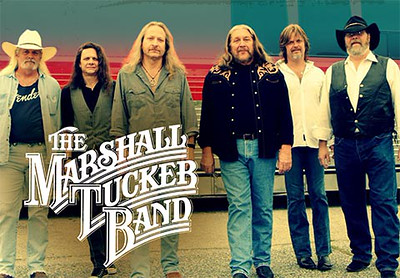 Marshall Tucker Band Concert at the T. Furth Center for Performing Arts and Ryan Concert Hall