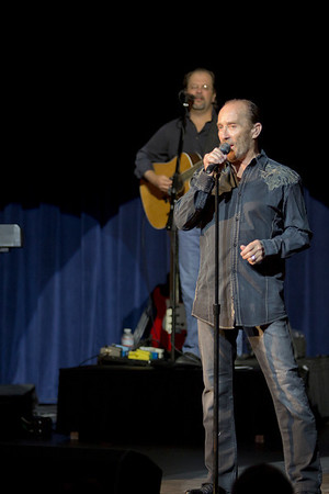 Lee Greenwood performance at the T. Furth Center for Performing Arts and Ryan Concert Hall