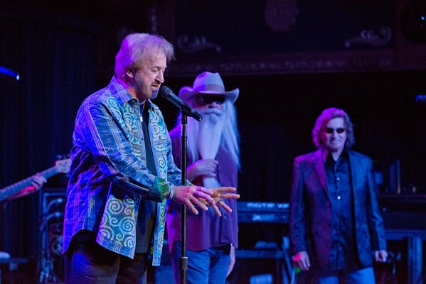 The Oak Ridge Boys  October 2017
