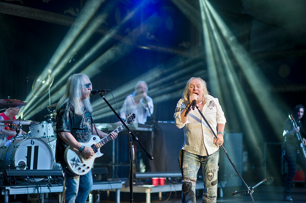 URIAH HEEP March 2018