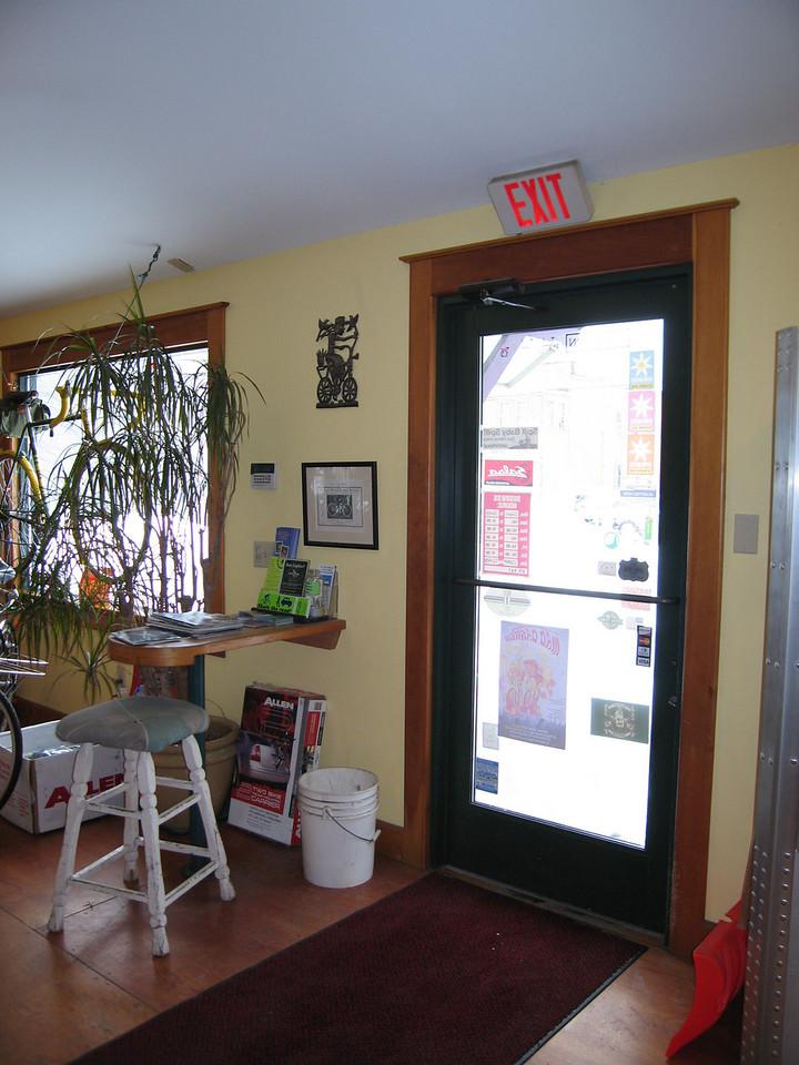 03 Reverse to Doorway