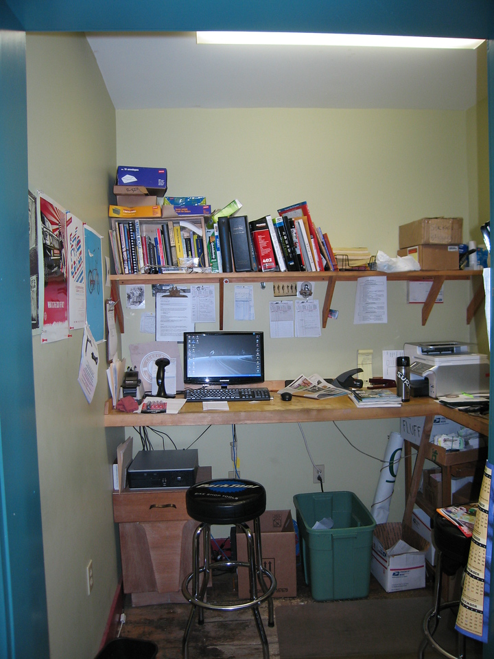 47 Office Alcove