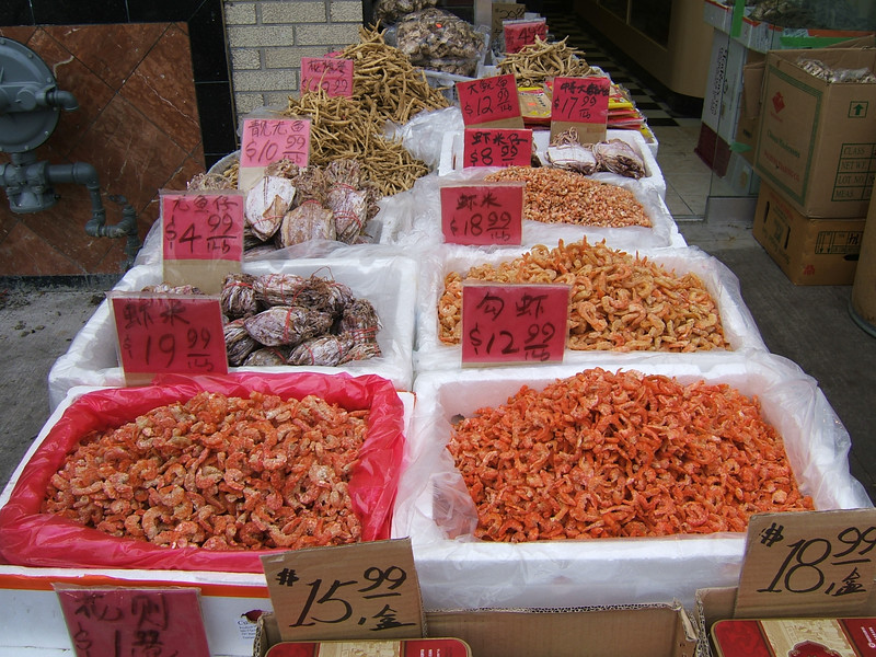 dried shrimp and more!