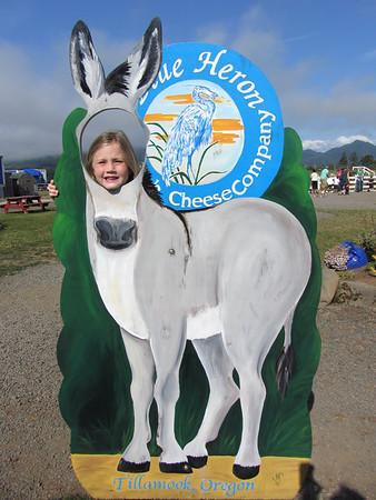 Tillamook Cheesing, Oregon August 2011