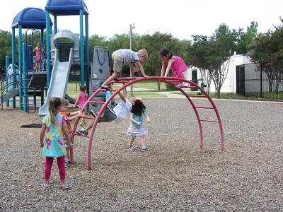 Kindergarten Summer Play Date June 2013