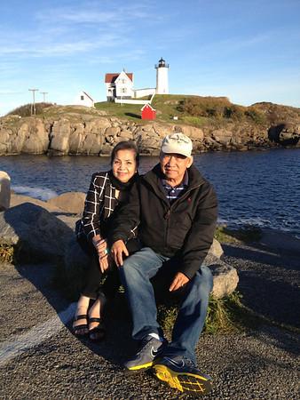 Maine, October 2013