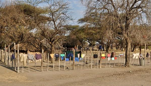 Ombili bushman-project