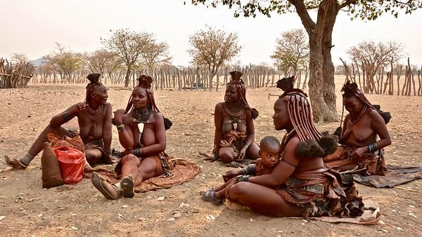 Himba Women (Ovahimba)