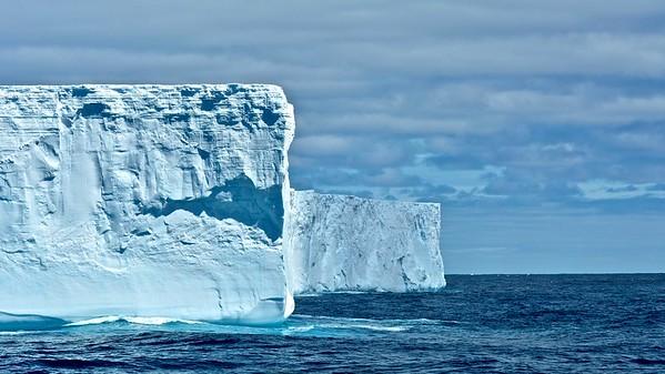 Tabular Iceberg (Tafelijsberg)