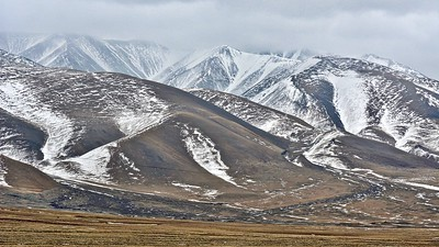 The beauty of the Altai Mountains