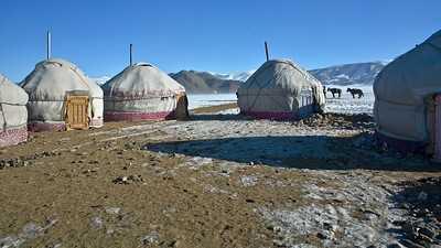Yurt Base Camp