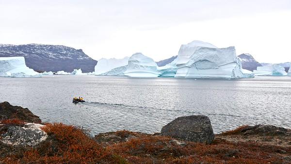 Harefjord - Iceberg City