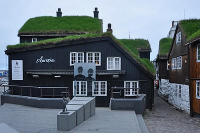 Thorshavn - Restaurant Aarstova