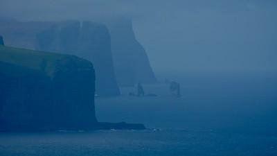 Island  Kalsoy - Risin and Kellingin