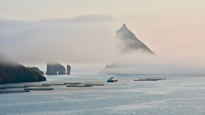 Drangarnir - Faroe Islands