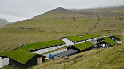 The Faroe Islands Prison - Mjørkadalur