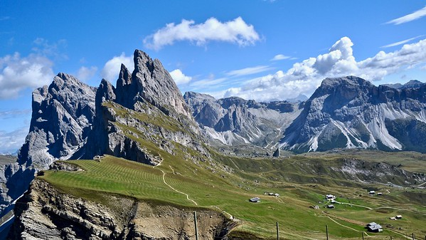 Seceda - (Urtijëi) Dolomites - Italy