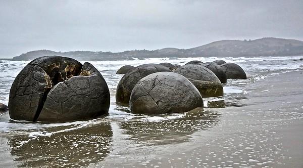 Mouraki Boulders