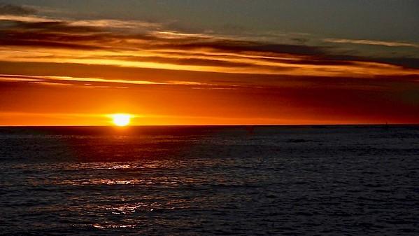 SUNSET - KAIKURA - New Zealand 2010