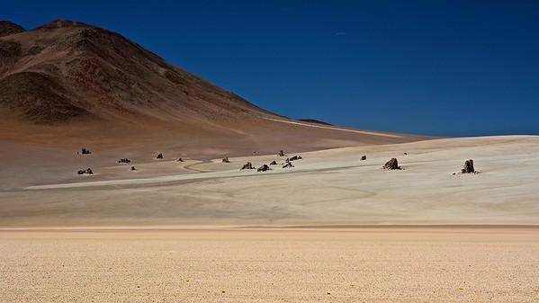 Salvador Dali Desert - Atacama