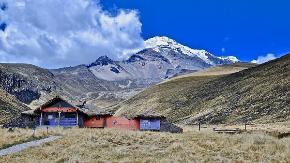 Base Camp - Chimborazo - Volcano, 6310 m