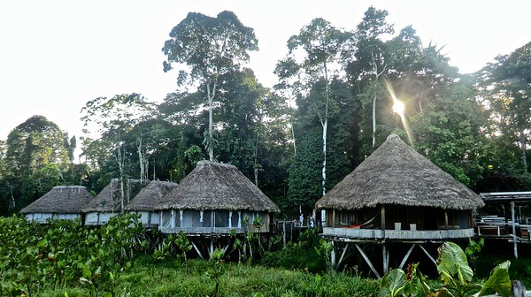 Kapawi Lodge -  Amazon Rainforest