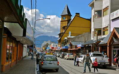 Ushuaia, Argentina, the End of the World