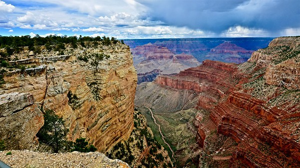 Grand Canyon - South Rim - Arizona
