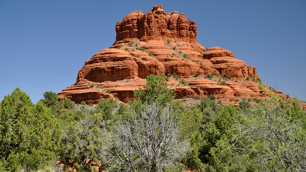 Red Rock Country - Sedona - Belle Rock 1.350m.