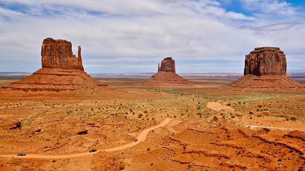Arizona - Utah - Monument Valley