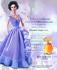 ELIZABETH TAYLOR Speecial Edition White Diamonds 2000 US 'Now for te first time - Special Edition Elizabeth Taylor doll'