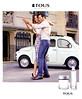 TOUS Eau de Toilette 2016-2017 Spain (format Harper's Bazaar 23 x 27,5 cm)