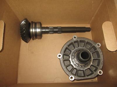 T16 gears