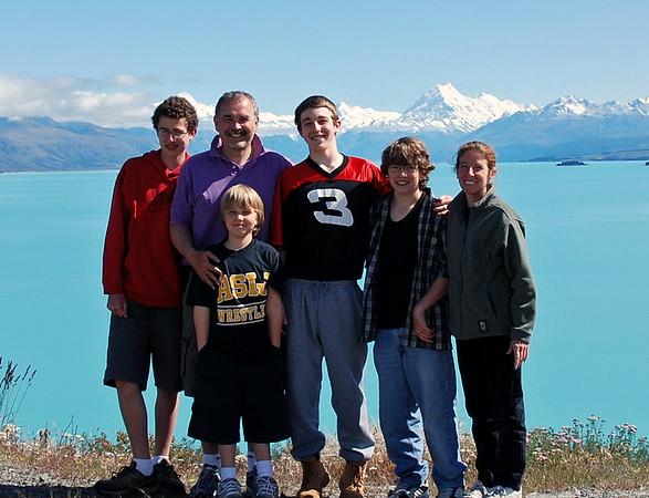 New Zealand - South Island 2007