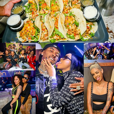 TACOS N TEQUILA TUESDAYS @ ELLEVEN 45 6-4-19
