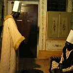 EUNUCHS & TURKISH DIGNITARIES