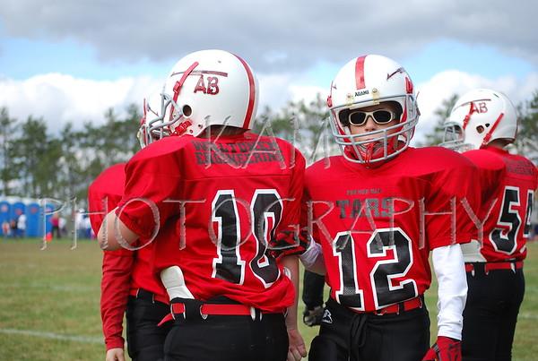 2009 ANCHOR BAY TARS YOUTH FOOTBALL