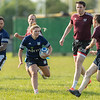 Ulster Tag Rugby at Belfast Harlequins. Tuesday 1st June 2021