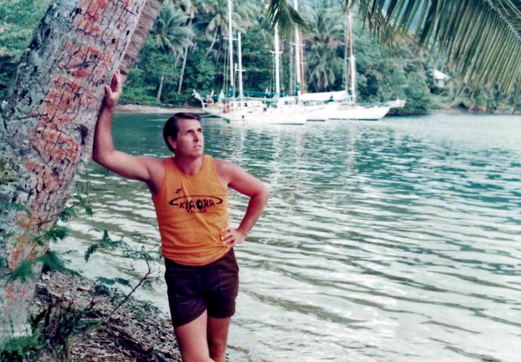 Trip to French Polynesia (Tahiti, Bora Bora, Moorea) in August of 1977