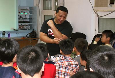 JING SHAN SCHOOL 2012
